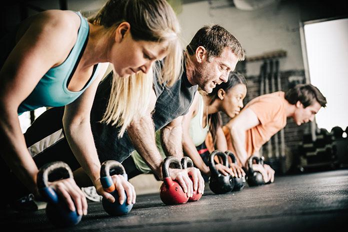 Trenuj ciężarem własnego ciała