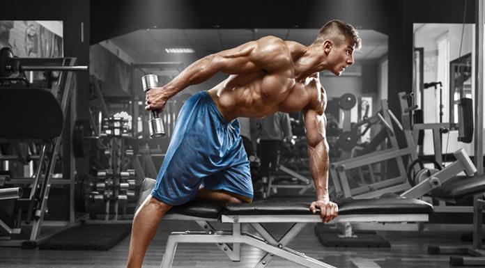 Ławka treningowa i siłownia we własnym domu