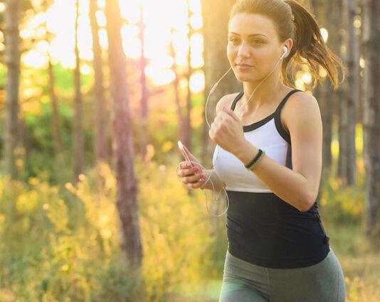 Idealny strój do biegania dla kobiet