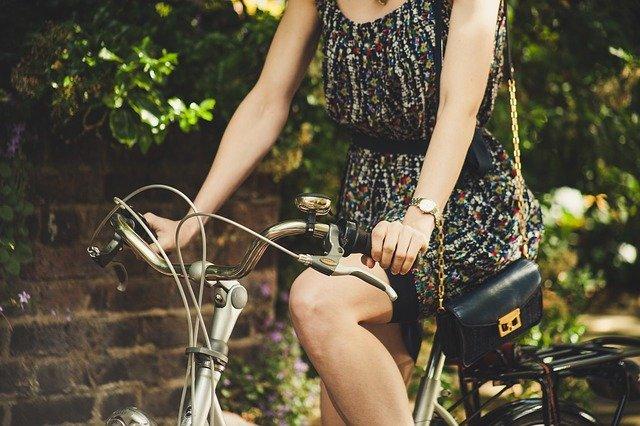 Jazda rowerem ma wiele korzyści